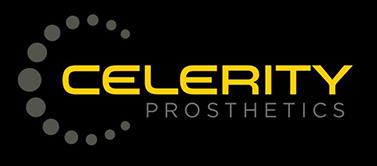Celerity Prosthetics Oklahoma | Oklahoma Prosthetist Logo